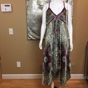 Scarf Dress | Pinky | Size Small | W